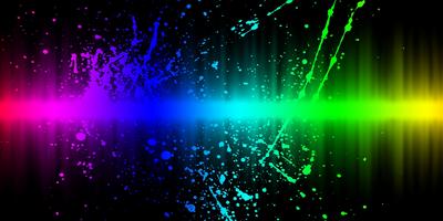 Read more about the article Fluoreszierende Farben erhöhen die Wirkung von Druckprodukten