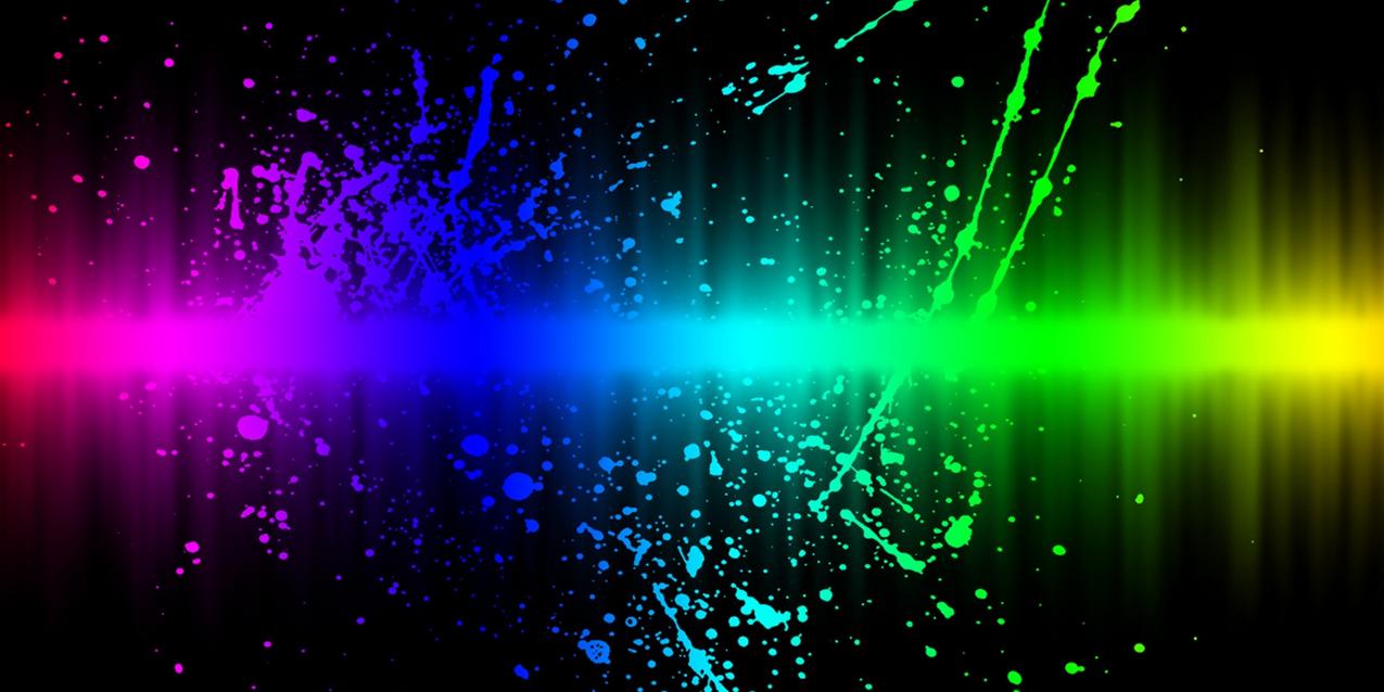 Fluoreszierende Farben erhöhen die Wirkung von Druckprodukten
