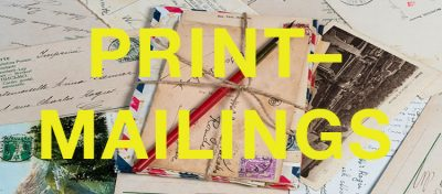 Read more about the article Printmailings bringen neue Kunden