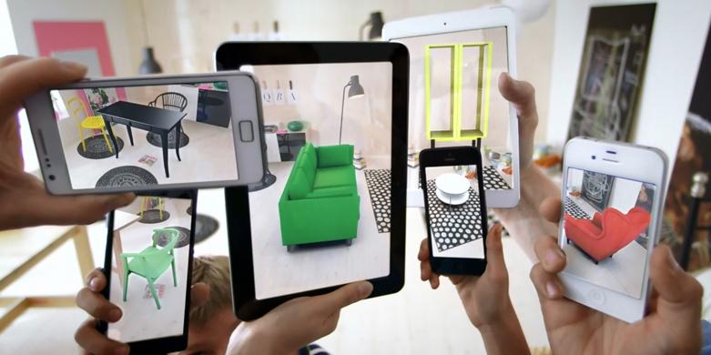 Read more about the article Augmented Reality schliesst die Lücke zwischen Print und Digital