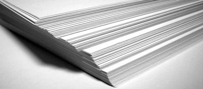 Papier: Eigenschaften und Sorten