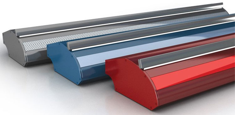 Roll-Screen Color