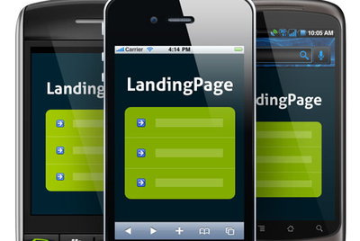 Read more about the article Mobile Landingpages