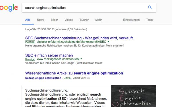 Suchmaschinen-Optimierung3