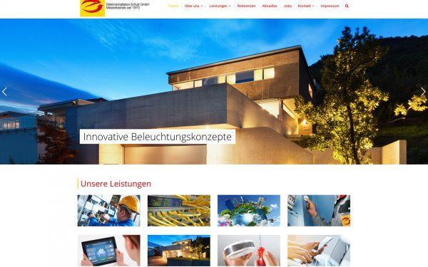 Unternehmens-Webseiten2