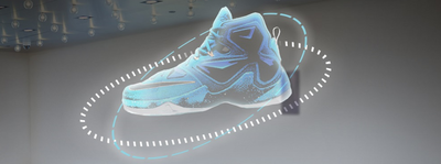 Read more about the article NEU: Schwebende 3D-Hologramme