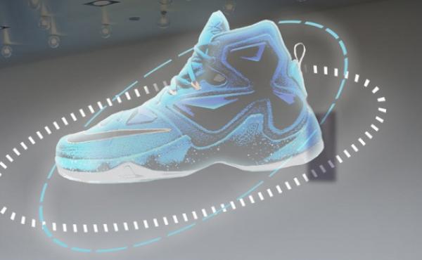 3D-Schuh