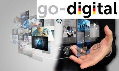 Go-Digital Förderung: 50% vom Staat!