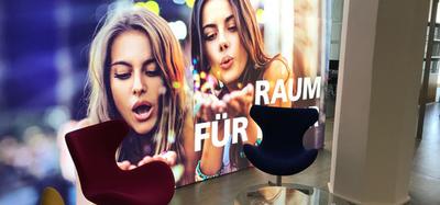 Read more about the article Ein Leuchtdisplay für den Empfang