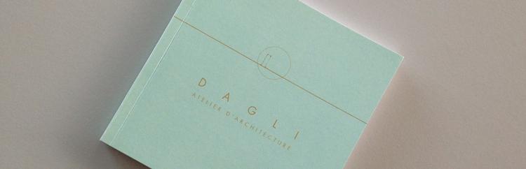 Booklet mit Klebebindung – Klein und exquisit