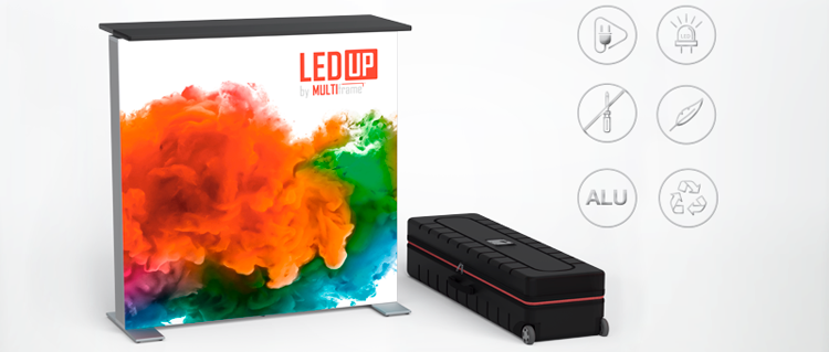 NEU: Der LEDUP Counter