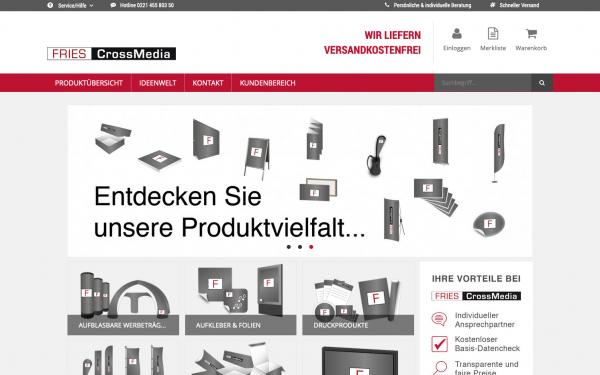 Crossmedia-Marketing-Shop