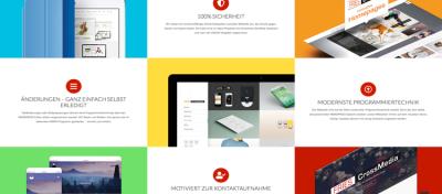 Professionelle Unternehmenswebseiten mit WordPress