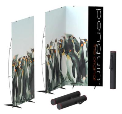 penguin Display