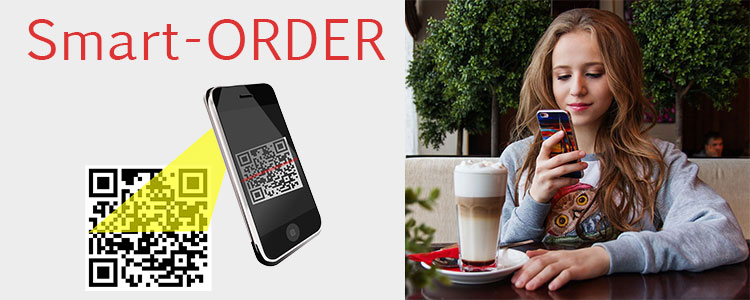 Read more about the article NEU: Smart-ORDER | Das Gastro-Tischbestellsystem
