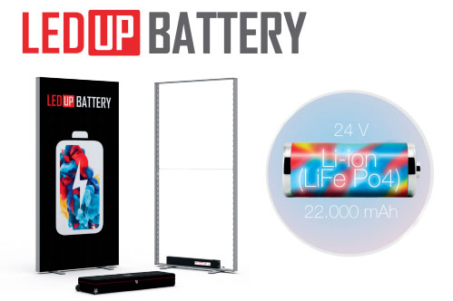 LEDUP Battery